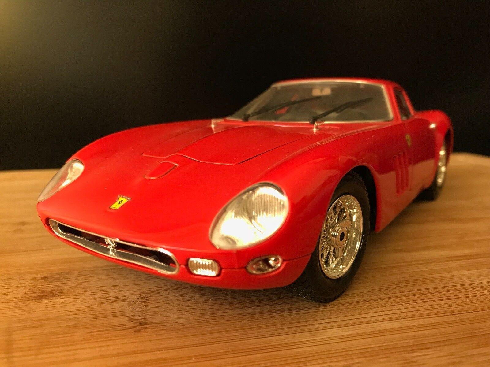 Modellauto 1 18, Ferrari 250 GTO (1964), Unbespielt,  VB  | Für Ihre Wahl