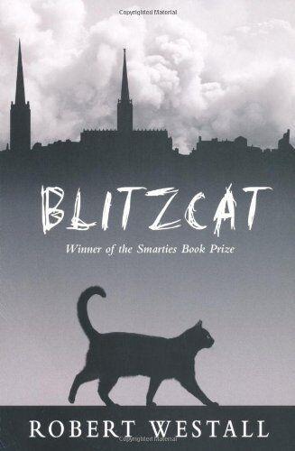 Blitzcat By  Robert Westall. 9780330398619