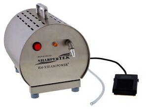 NEW SharperTek Professional H2O Jewelry  Or Dental Lab Steam Cleaner USA