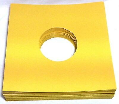 """100 Pack Of 78rpm 10"""" Victrola Record Sleeves Golden Brown Paper Shellac 78 Rpm Storage & Media Accessories"""