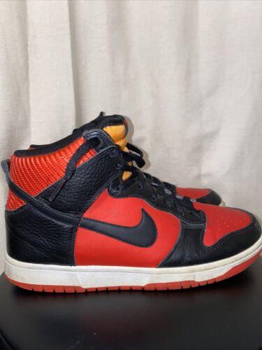 Nike Dunk High Barcelona - Size 9.5 *2012