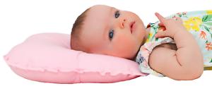 Anti-pression papillon Baby Head soutien oreiller prévenir Flathead rose doux