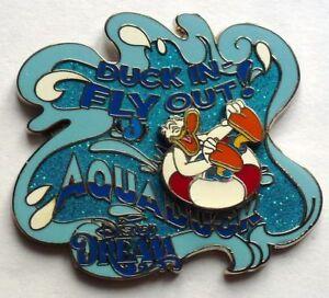 Disney-Pin-Badge-DCL-Disney-Dream-AquaDuck-Donald-Duck