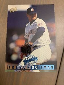 95 Fleer Ultra Baseball Cards - Trevor Hoffman 439