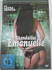 Skandalöse Emanuelle - Die Lust am Zuschauen - Laura Gemser, Erotik Seitensprung