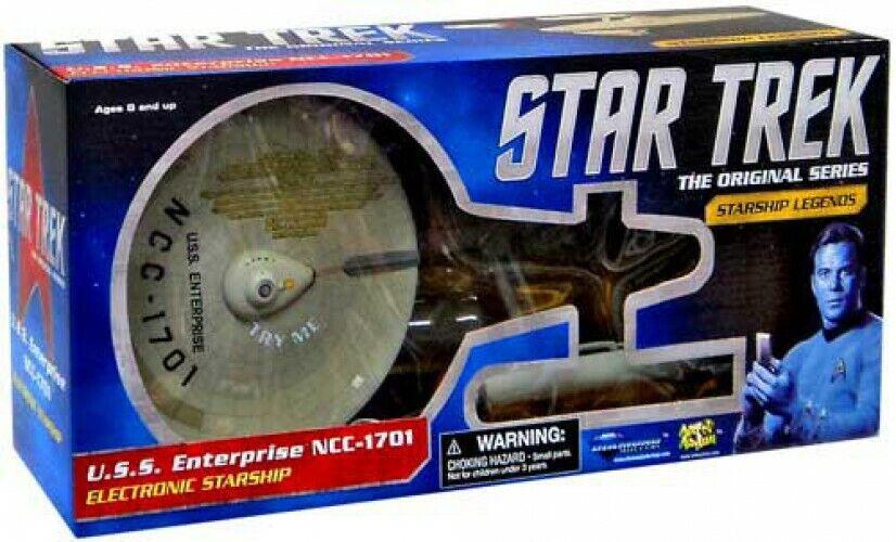 Starship leyendas U.s.s Enterprise Ncc 1701 electrónico Starship