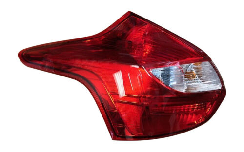 New Halogen Tail Light for Ford Focus 2012-2014 Left Driver Side