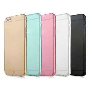 Ultra-Thin-Crystal-Clear-Soft-Gel-Silicone-Case-Cover-For-iPhone-6S-6-PLUSM-amp-PTH
