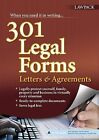 301 Legal Forms, Letters & Agreements by Lawpack Publishing Ltd (Paperback, 2012)