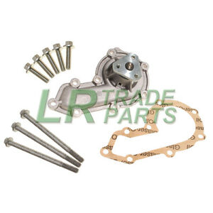 LAND-ROVER-DEFENDER-DISCOVERY-1-300TDI-WATER-PUMP-GASKET-amp-BOLT-SET-PEB500090