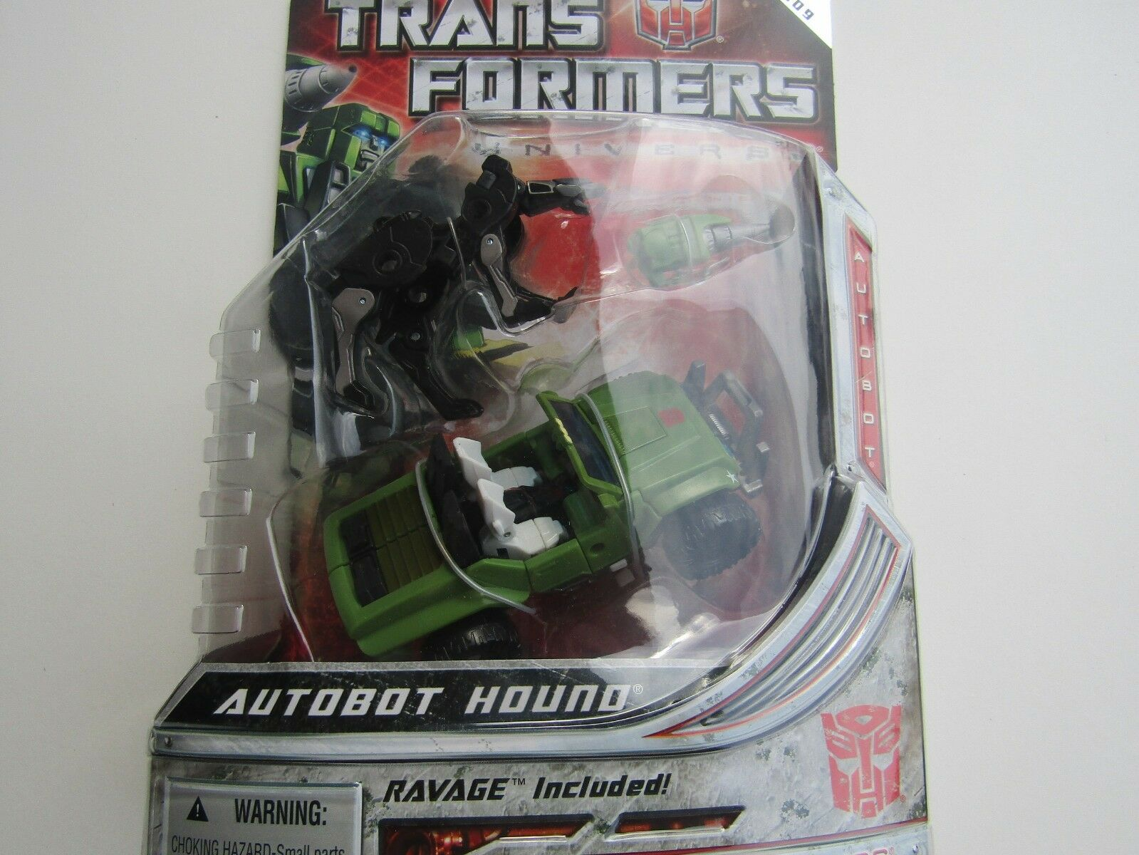 Hasbro Transformers 25th  Autobot Hound