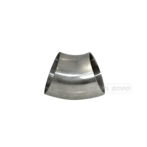 38mm OD 1-1//2/'/' Sanitary Weld Elbow Pipe Fitting 45 Degree SS316 Stainless Steel