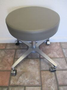 Tremendous Details About Midmark Ritter Adjustable Exam Stool Model 183 001 Serial S294793 Pre Owned Unemploymentrelief Wooden Chair Designs For Living Room Unemploymentrelieforg