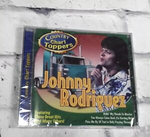 NEW-JOHNNY-RODRIGUEZ-CD-COUNTRY-CHART-TOPPERS-GREATEST-HITS