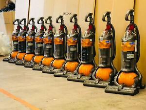 Dyson-DC24-Multi-Floor-Orange-Roller-Ball-Upright-Vacuum-Cleaner