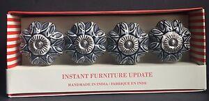 Image Is Loading Instant Furniture Update Set Of 4 Drawer Pulls