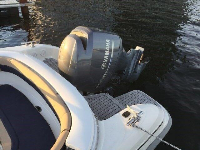2011 - Yamarin 63BR, Speedbåd, 2011