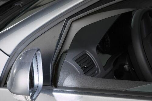 ClimAir Windabweiser Nissan Murano Typ Z51 ab 2009-2016 mit ABE Glasklar vorn