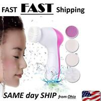 Motorized Facial Scrubber / Cleaner Tool