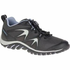 Walking Rapidbow Shield Mesh Womens Trainers Black Hiking Merrell Stretch Toggle 8FZ6wn6qS