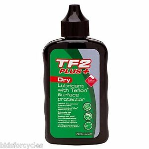 WELDTITE-TF2-PLUS-DRY-LUBRICANT-WITH-TEFLON-SURFACE-PROTECTOR-125ml-CYCLE-LUBE