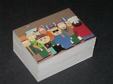 SOUTH PARK COMEDY CENTRAL TV © 1998 Comic Images Complete 70 Card Set