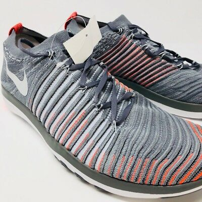 Nike Free Transform Flyknit Womens Running Trainers 833410 001 Shoes CLEARANCE | eBay