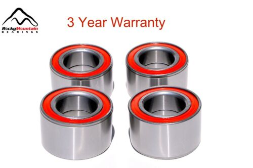 Front /& Rear Wheel Bearings POLARIS Sportsman XP X2 550 EPS 850 Touring Forest
