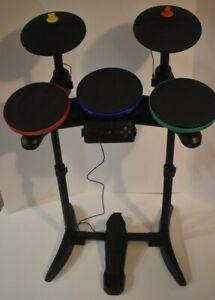 Controlador Inalámbrico Playstation 3 Kit De Tambores Activision Con Kick Pétalo De Segunda Mano Ebay