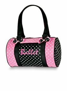 Image Is Loading S Kids Children 039 Dance Bag By