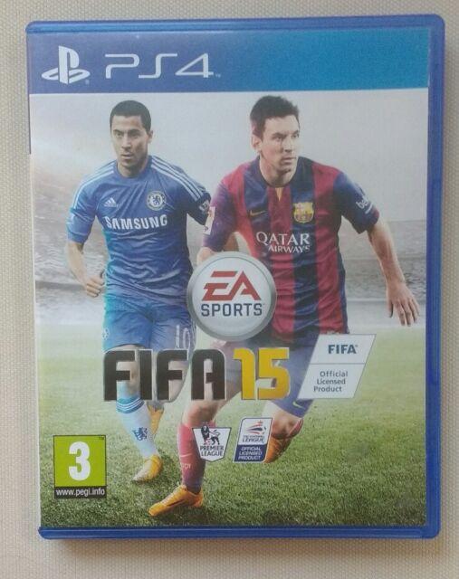 Fifa 15 (Sony PlayStation 4, 2014) PS4