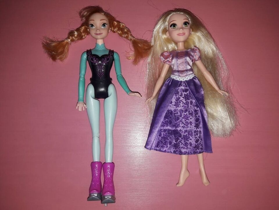 Barbie, Kæmpe dukkesæt: 27 dukker