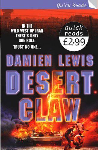 Desert Claw Quick Read ,Damien Lewis
