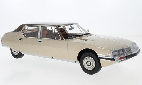 1972 Citroen Sm Opéra par Henri Chapron Beige Métallisé le de 300 1 18