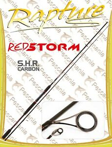 Canna-spinning-Rapture-RED-STORM-cm-180-210-240-270