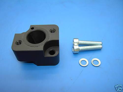Lauterbacher Tuning-Isolator 25 mm hoch für Harm RK 1