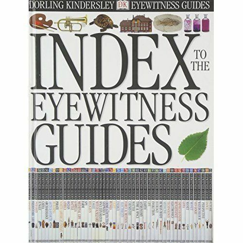 """1 of 1 - """"VERY GOOD"""" Eyewitness Guides Index, unknown, Book"""