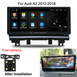 88 Android Car Gps Touch Navigation Screen Monitor For Audi A3 8v
