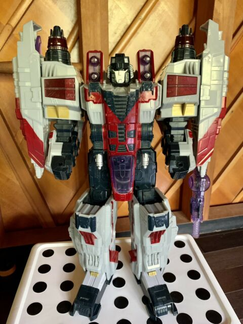 transformers Cybertron Supreme Starscream