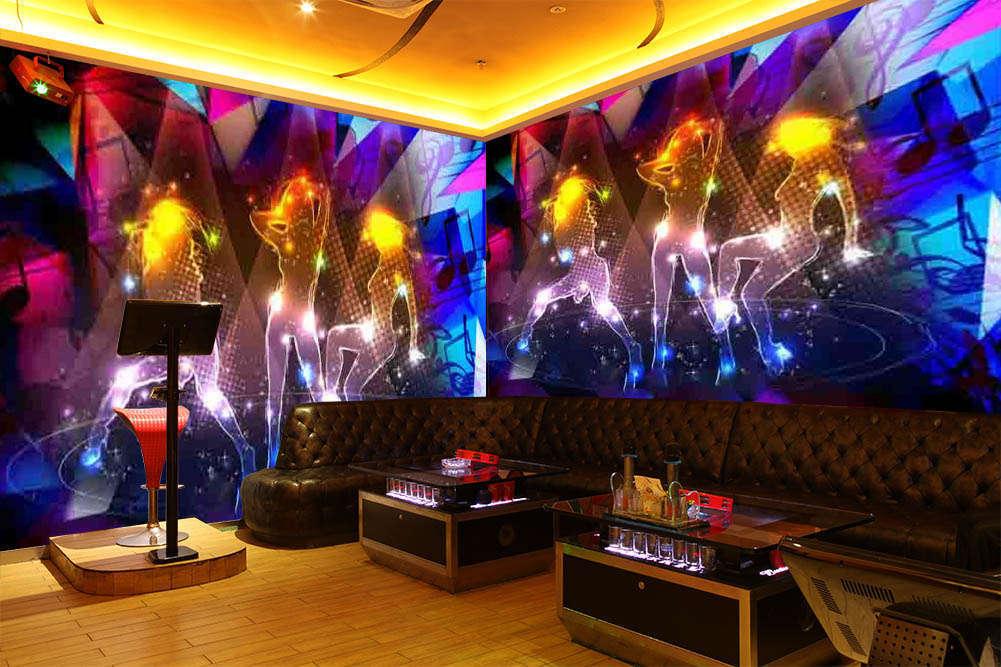 The Leaping Starlight 3D Full Wall Mural Photo Wallpaper Print Home Kids Decor