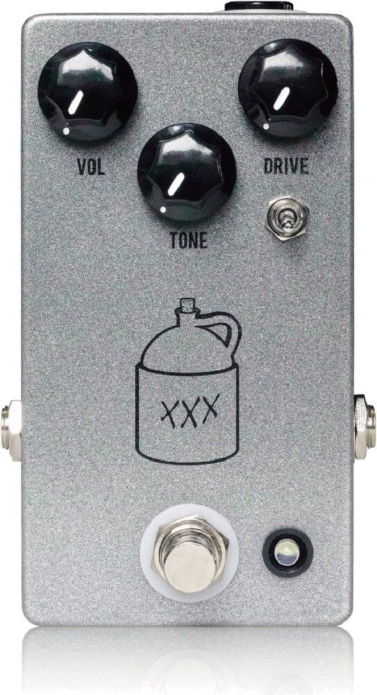JHS Pedals Moonshine Overdrive Guitar Pedal Effect  FREE EMS