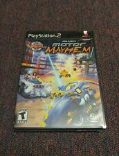 Motor Mayhem: Vehicular Combat League (Sony PlayStation 2, 2001)