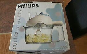 philips cucina hr 2831/6 Kompakte Küchenmaschine. | eBay