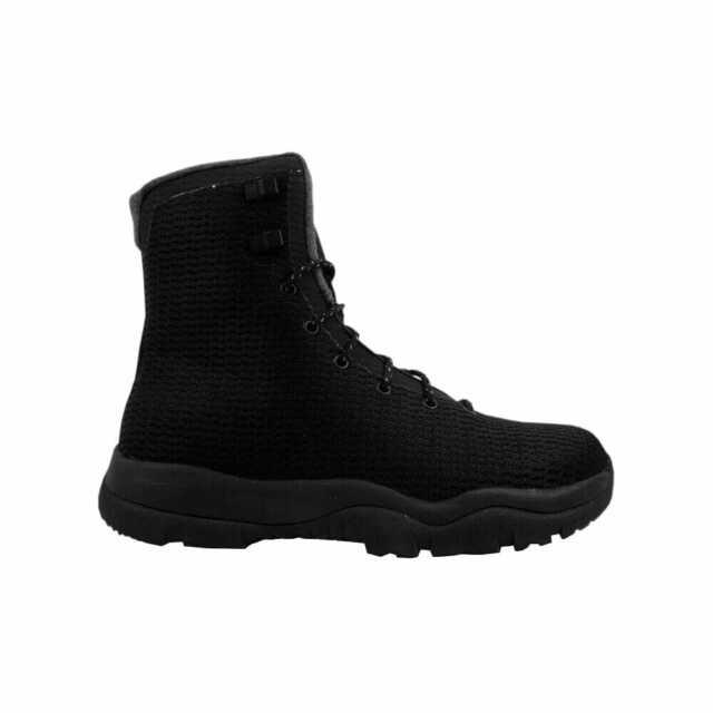 Nike Jordan Future Boot Black/Black-Dark 854554-002 Men's Size 11.5