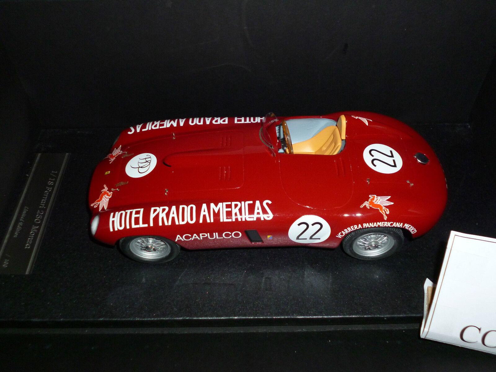 Ferrari 250 Monza  22 scala 1/18 CMF Limitata a soli 100 pezzi Limited Edition