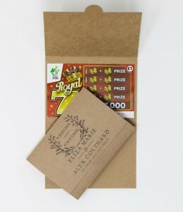 Personalised-Lottery-Scratch-Card-Holder-Wedding-favour-idea-Table-Favor-Gift