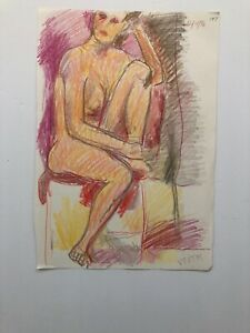 Modern art Female Nude By James Bone