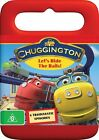 Chuggington - Let's Ride The Rails (DVD, 2009)