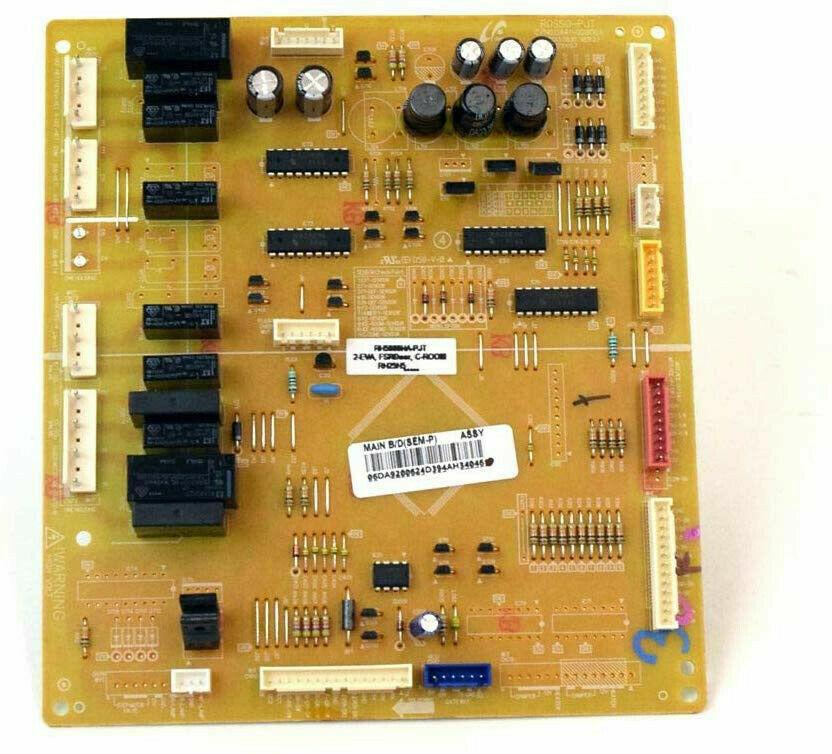 Samsung Fridge Control Board DA92-00624D