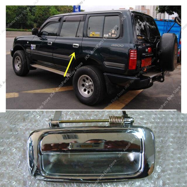 Rear,Left,Right Pair DOOR OUTER HANDLE For Toyota Land Cruiser,4Runner